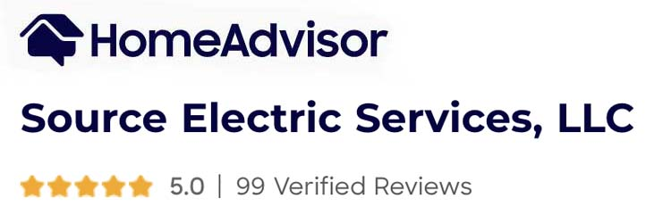 Home Advisor Source Electric Services ratings