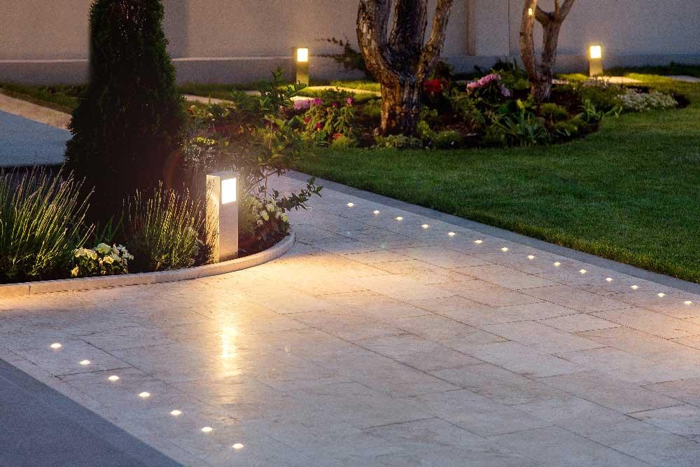 Landscape lighting design, Source Electric Services, LLC
